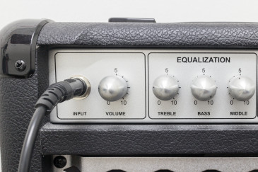 guitar amplifier background